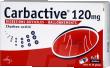 Carbactive 120 mg, gélule