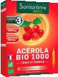 Acérola bio 1000 tonus et énergie
